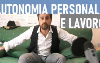 autonomia personale