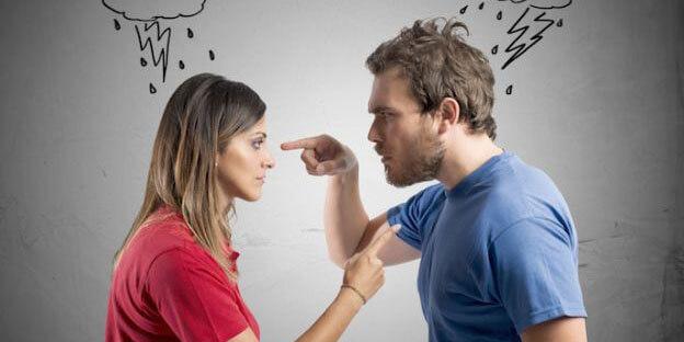litigare col partner