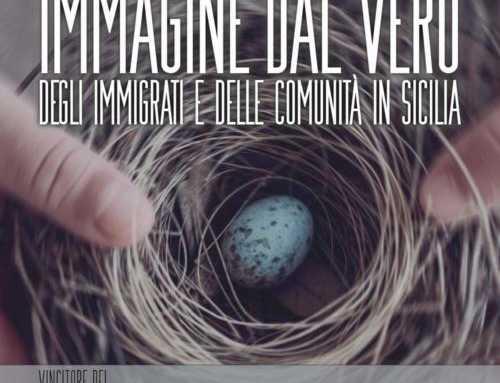 Presentazione di Immagine dal Vero alla Feltrinelli di Palermo