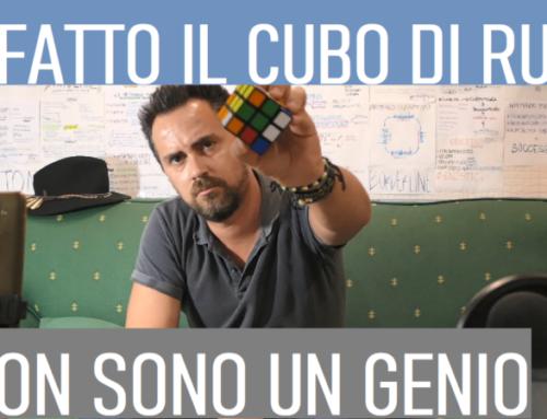 Ho fatto il Cubo di Rubik