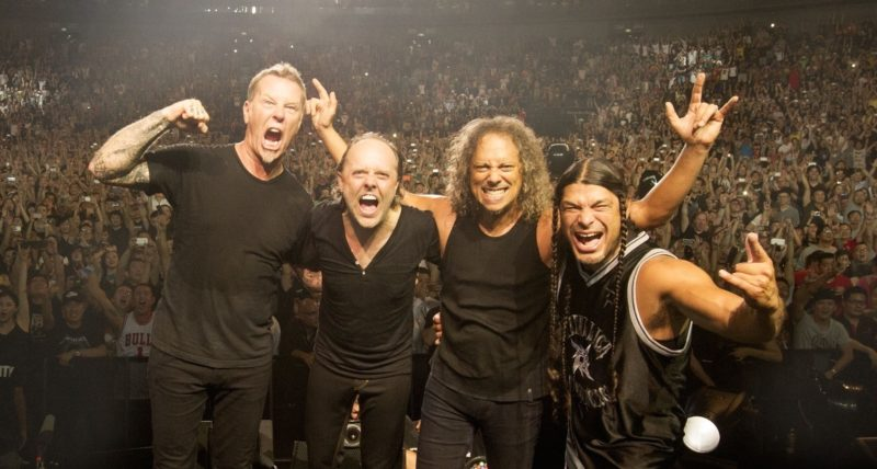 coaching metallica