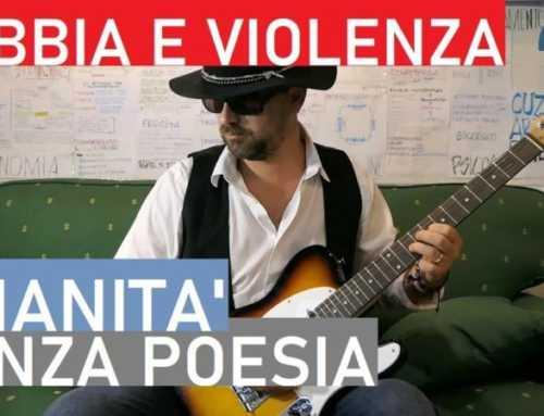 umanità senza poesia: rabbia e violenza